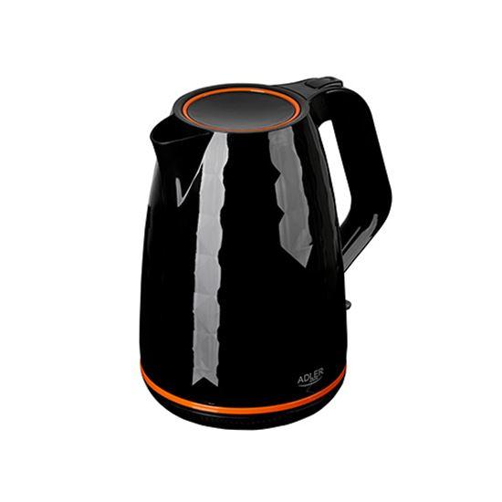 Czajnik plastikowy 1,7 L AD 1277 black