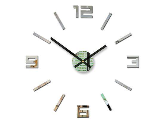Zegar ścienny Arabic Lustro