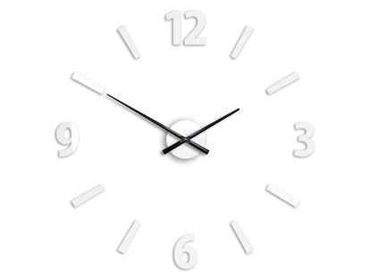 Zegar ścienny Klaus biały