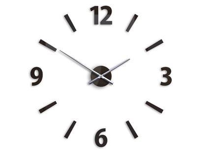 Zegar ścienny Klaus Wenge