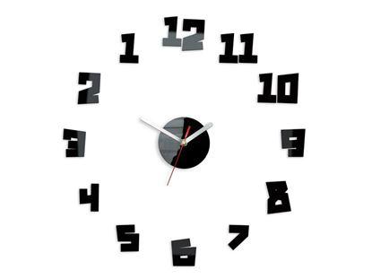 Zegar ścienny Crazy Clock