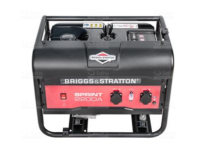 Agregat Prądotwórczy B&S Sprint 2200A
