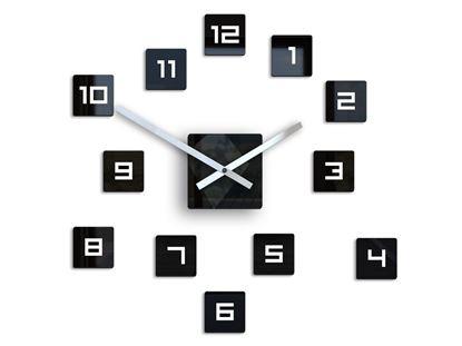 Zegar ścienny Cube
