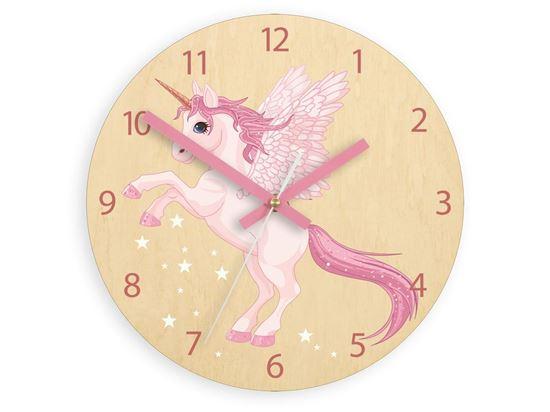 Zegar scienny Jednorożec