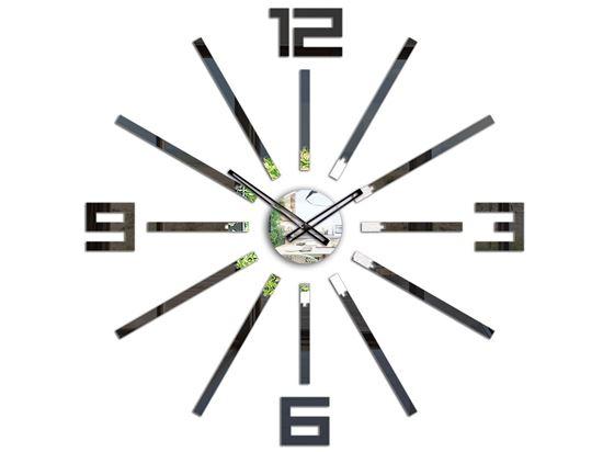 Zegar ścienny Sheen Czarny