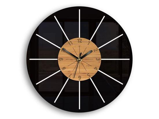 Zegar ścienny Leon