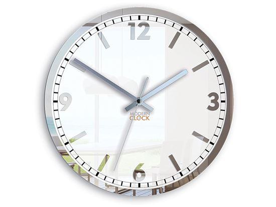 Zegar ścienny Solar lustro
