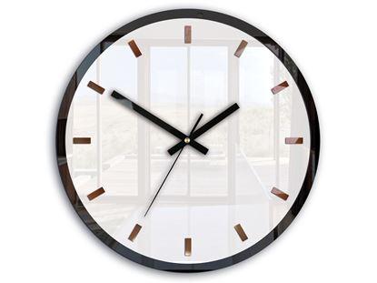 Zegar ścienny Rolo