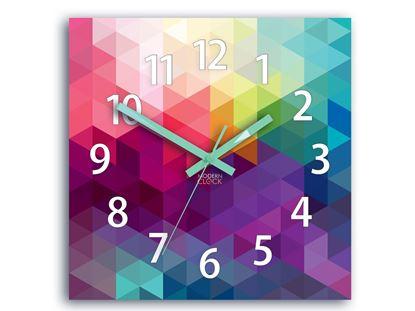 Zegar ścienny ESPRESSIO cyfry