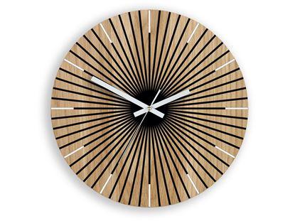 Zegar ścienny drewniany ARIAN