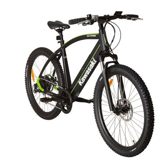 Elektryczny rower górski Kawasaki Electric Trekking MTB