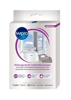 Zestaw instalacyjny do klimatyzacji przenośnej na drzwi i okna (uniwersalny)