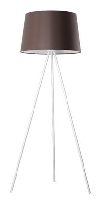 Lampa stojąca Lea brąz