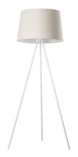 Lampa stojąca Lea ecru