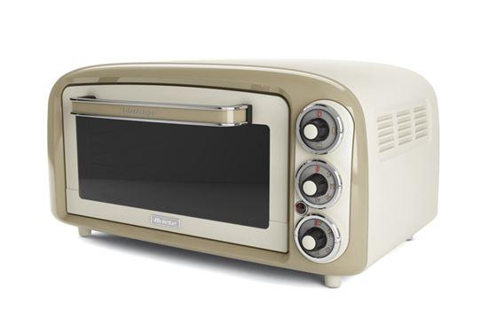 Piekarnik elektryczny, 1380W, 18L, linia Vintage