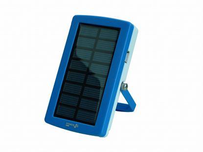POWERplus Lizard - solarna ładowarka akumulatorków AA