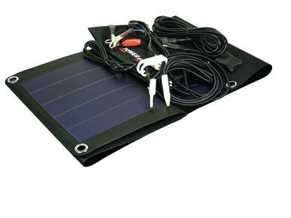 POWERplus Albatross - rozwijane ogniwo solarne 10W