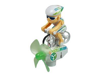 POWERplus Chipmunk - ekologiczna zabawka zasilana energią wiatru