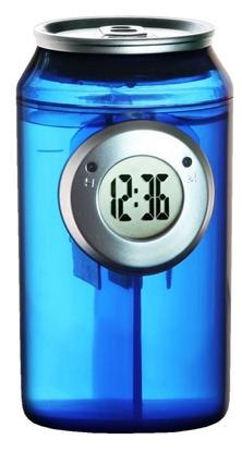 POWERplus Can Clock - zegar na wodę w kształcie puszki