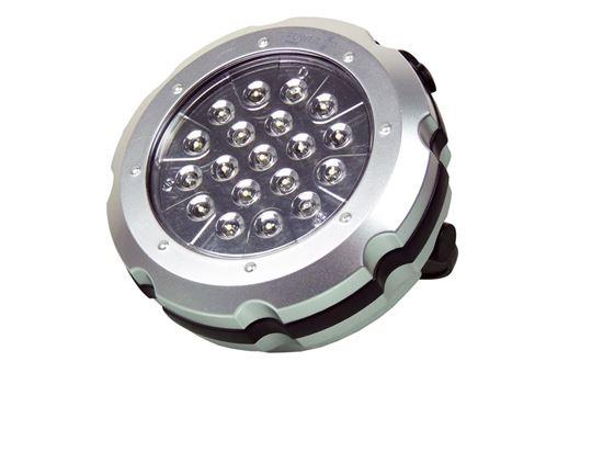 POWERplus Firefly - latarka LED 16 diód zasilana na dynamo