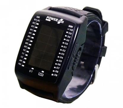 POWERplus Powerbank Watch - zegarek solarny z funkcją ładowania smartfonów