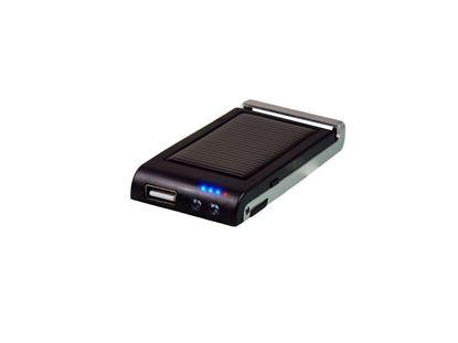 POWERplus Colibri - uniwersalna ładowarka solarna / USB z lampką 10 LED