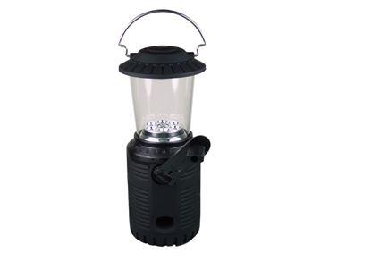 POWERplus Owl - niezawodna latarnia LED zasilana solarnie i na dynamo