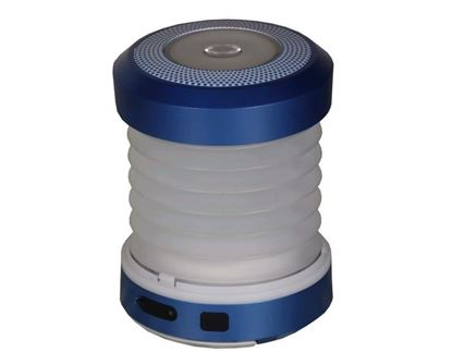POWERplus Meerkat - latarnia LED na dynamo w dwóch rozmiarach: latarki i lampy