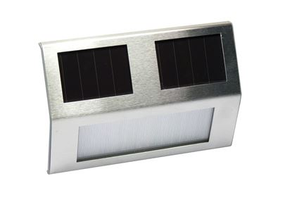 POWERplus Goldfinch - wielofunkcyjna solarna lampa LED do domu i ogrodu