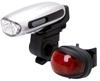 POWERplus Swallow - zestaw zasilanych na dynamo lamp LED do roweru