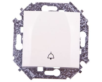 Simon 15 Przycisk /dzwonek/ beżowy 1591659-031