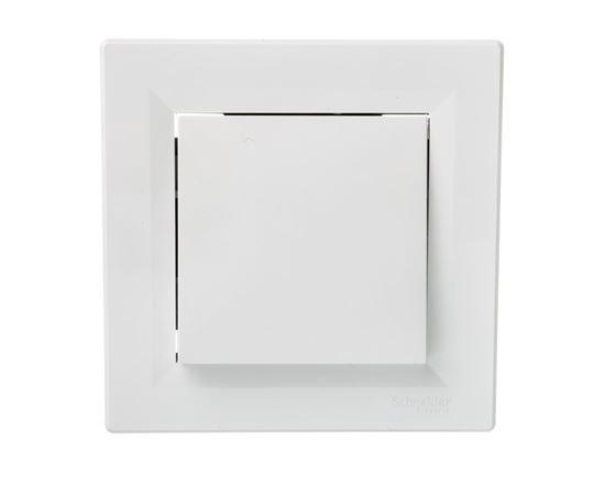 ASFORA Łącznik pojedynczy dwubiegunowy biały EPH0200121