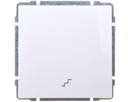 KOS66 Łącznik schodowy biały 660416
