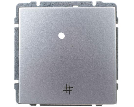 KOS66 Łącznik krzyżowy aluminium 664017