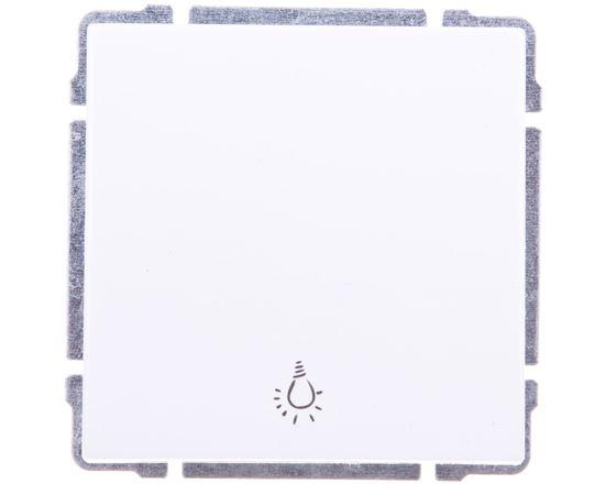 KOS66 Przycisk /światło/ biały 660413