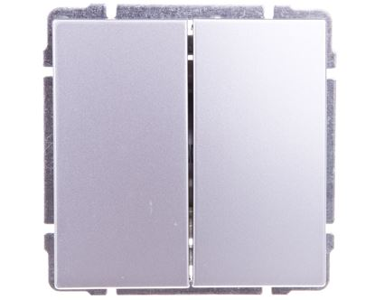 KOS66 Łącznik świecznikowy aluminium 664015