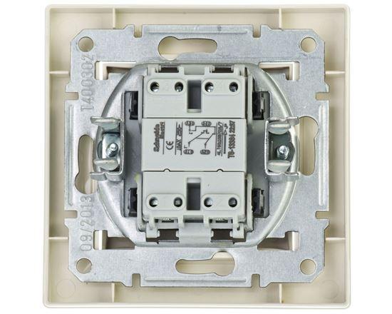 ASFORA Łącznik krzyżowy zaciski śrubowe kremowy EPH0500323