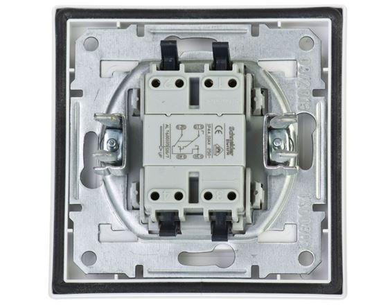 ASFORA Łącznik krzyżowy IP44 biały EPH0500221