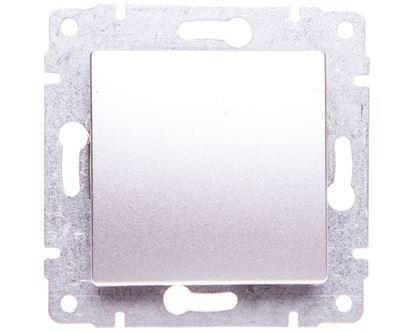 VENA Łącznik pojedynczy aluminium 514011