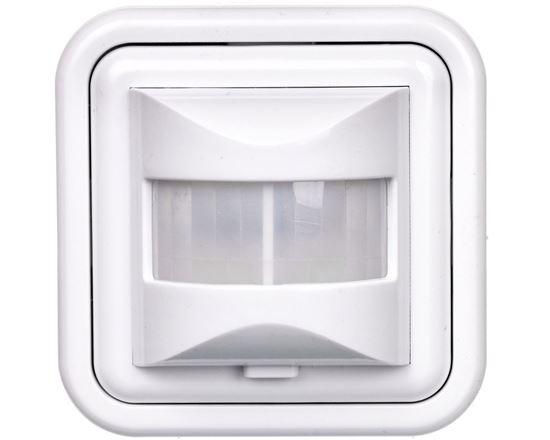 Czujnik ruchu / instalacja 2 i 3 żyłowa/ 500W 160 stopni biały OR-CR-220