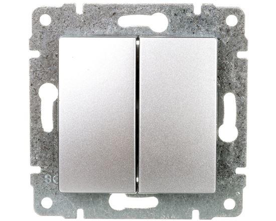 VENA Łącznik świecznikowy aluminium 514015