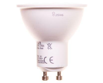 Żarówka LED GU10 3W (odpowiednik 35W) 2700K WW 36D ND barwa ciepła 8727900964479