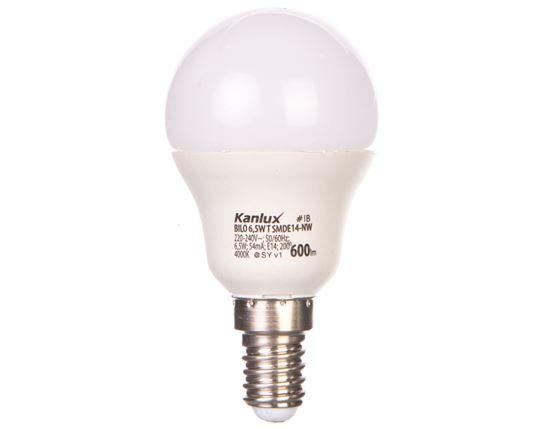 Żarówka LED E14 BILO 6,5W T SMDE14-NW 600lm 4000K 23423