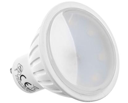 Żarowka LED 1,2W 220-240V zimna barwa TOMI LED 1,2W GU10 CW 90lm 22709