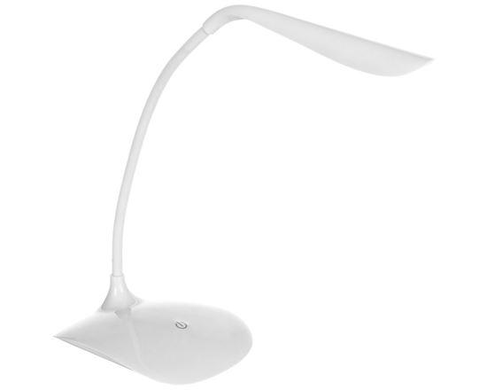 Lampka biurkowa 2,5W 180lm USB /ściemnialna i ładowalna/ Z7592W