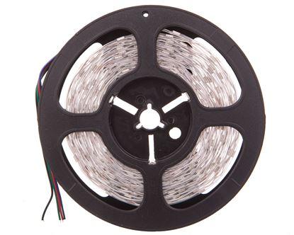 Pasek LED LEDS-B 7.2W/m IP65 RGB 5m 24531