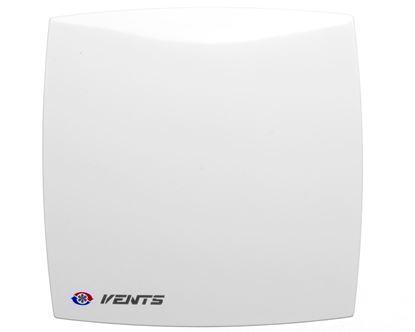 Wentylator osiowy fi 100 230V 14W 88m3/h 33dB standard biały 100LD