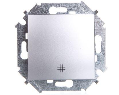 Simon 15 Łącznik krzyżowy aluminium metalizowane 1591251-026