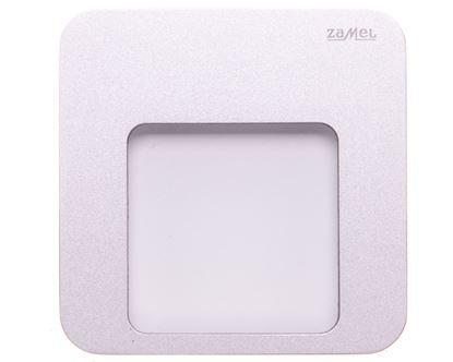 Oprawa LED MOZA PT 230V AC ALU biała zimna 01-221-11 LED10122111
