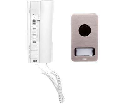 Zestaw domofonowy 2 przewodowy dla jednego lokatora UTOPIA/MICRA 1122/31
